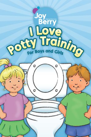 I Love Potty Training iPhone iPad App by Joy Berry