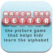 Match The Letter App By John Polacek