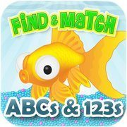 Preschool Find & Match Letters & Numbers app by Space Machine