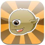 The Odyssey for iPad app By Peegos Publishing