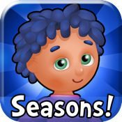i Learn With Poko: Seasons and Weather! By Tribal Nova