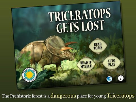 triceratops lost