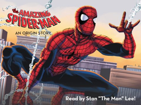 The Amazing Spider-Man- An Origin Story