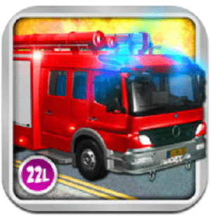 Interactive Fire Truck iPad App Review