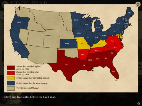 civil war app