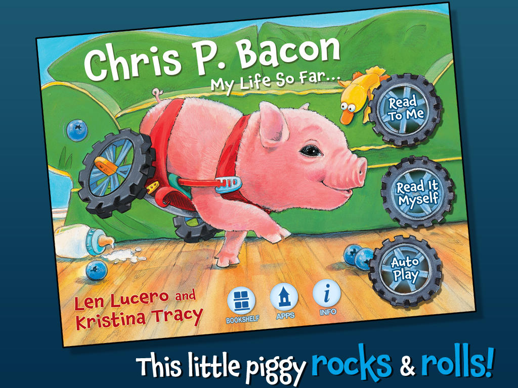 Chris p bacon
