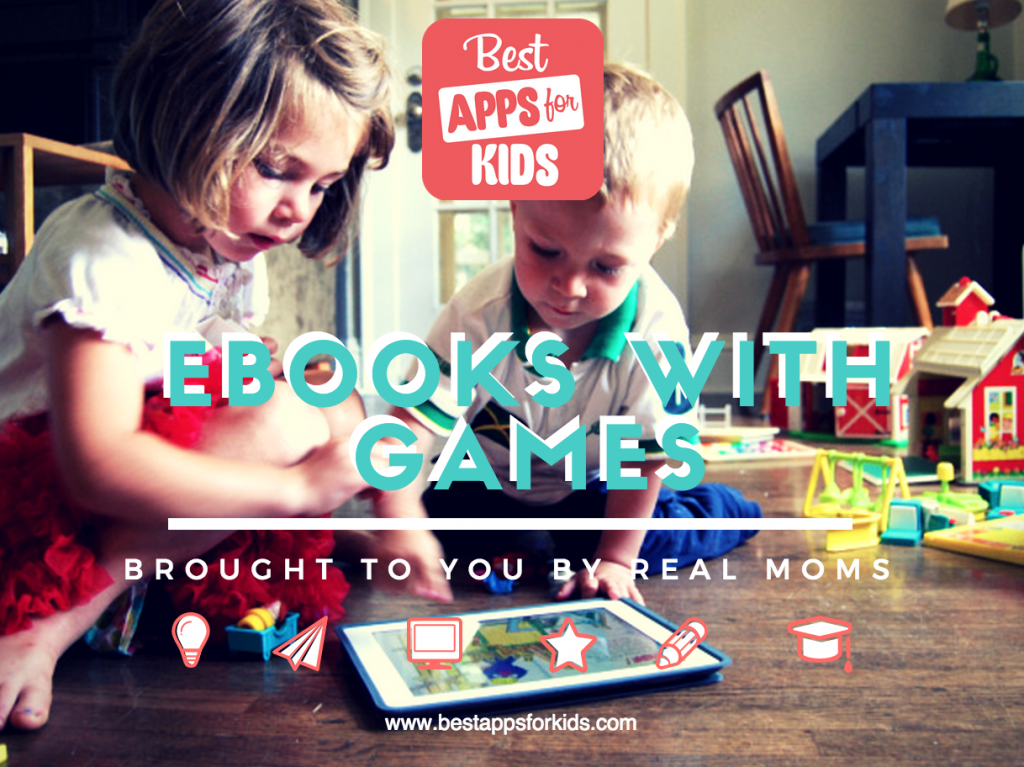 eBooks with Games