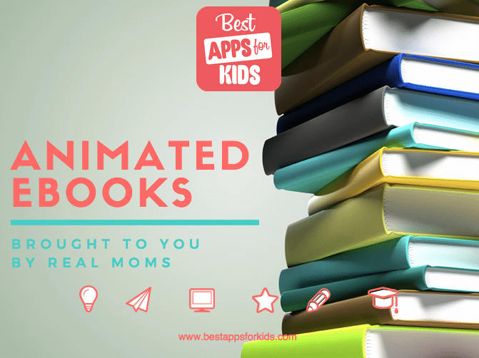 animated books apps