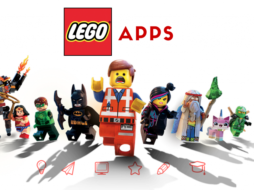 lego apps