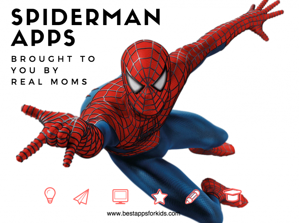 spiderman apps