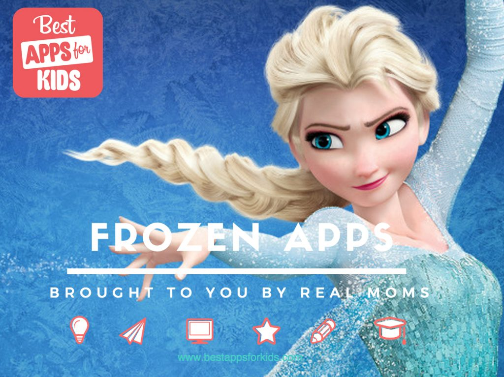 disney frozen apps