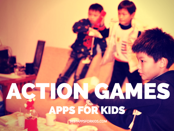 action games for kids