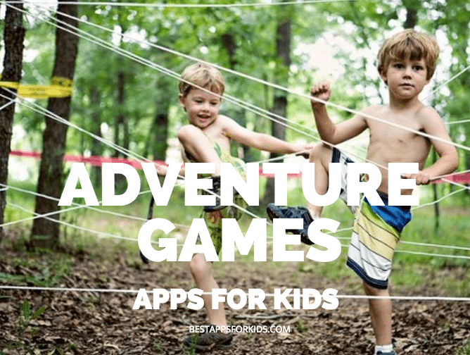 adventure games for children