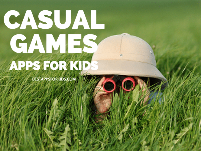 casual games for kids