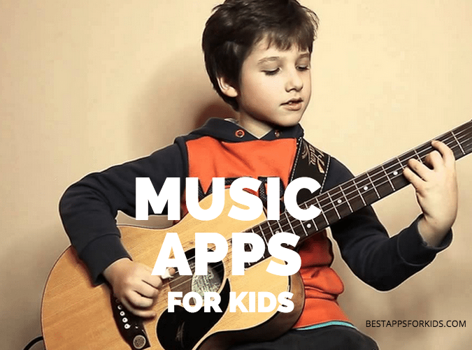 music apps for children