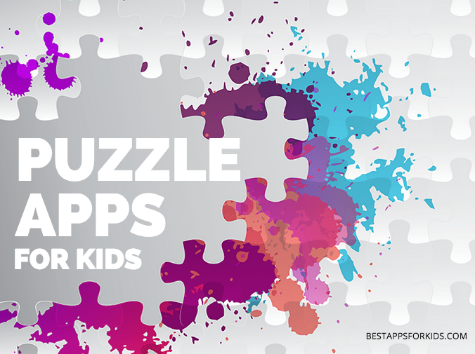 puzzle apps for children