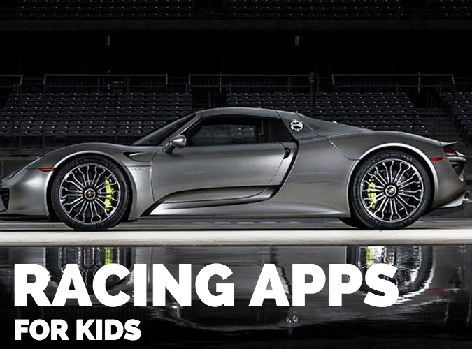 racing apps children