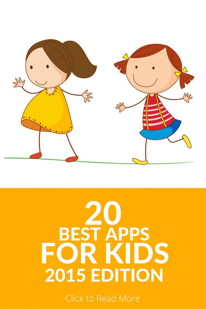 BEST APPS FOR KIDS FOR 2015