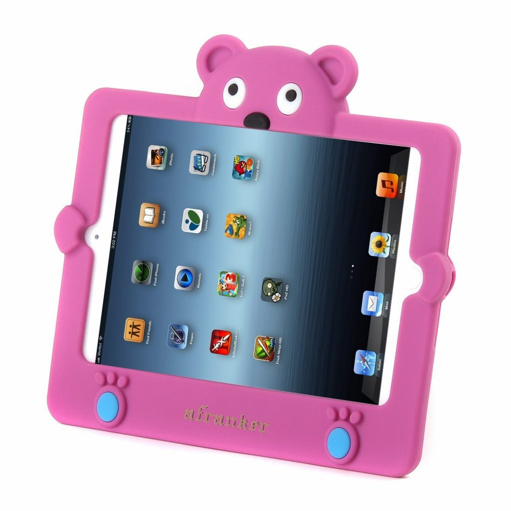 iPad Mini Silicone Soft case for children