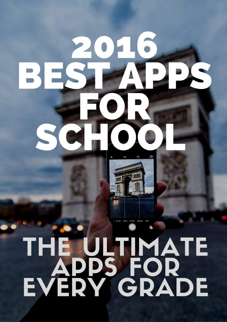 best apps for school
