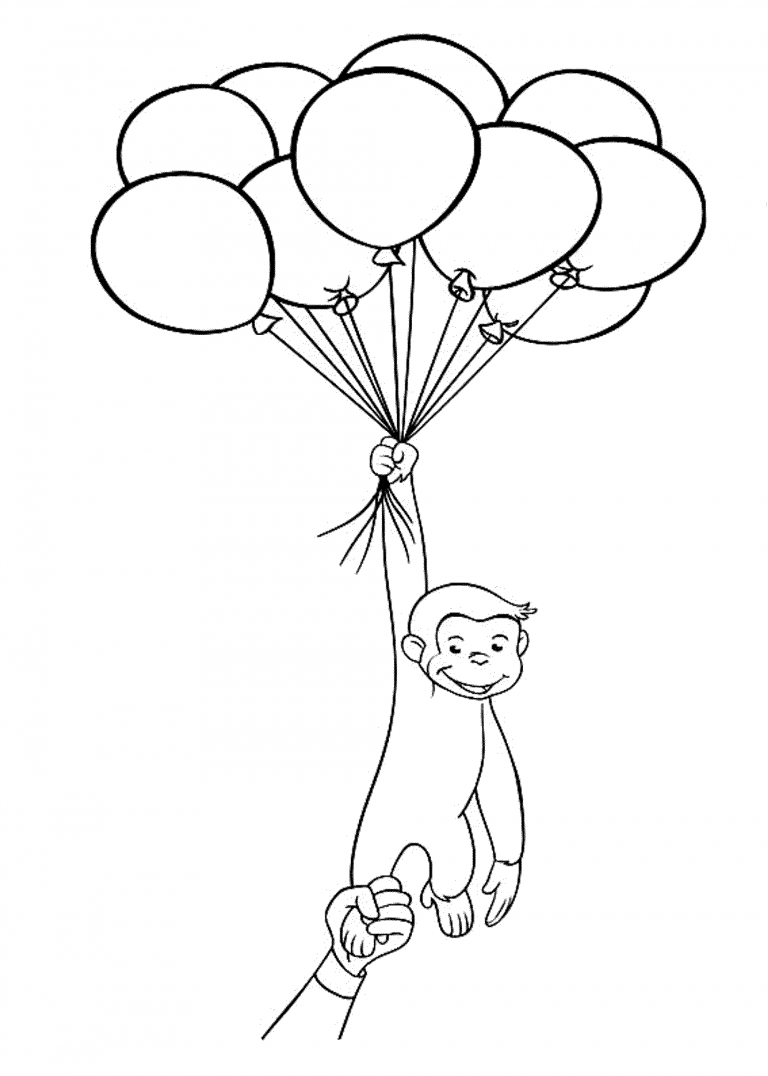 This Page Contains All Info About Printable Coloring Balloons