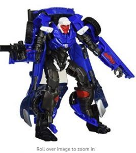 Transformers Age of Extinction Generations Deluxe Class Hot Shot