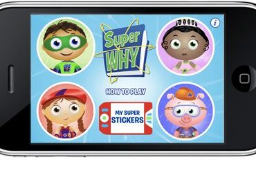 Super Why iPhone / iPad app