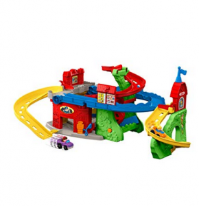 3. Fisher-Price Little People Sit 'n Stand Skyway