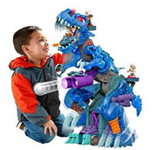 7. Fisher-Price Imaginext Ultra Ice T-Rex