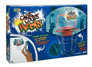 9. POOF Cage Court Hoops