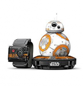 9. Sphero Special Edition BB-8 App-Enabled Droid with Force Band