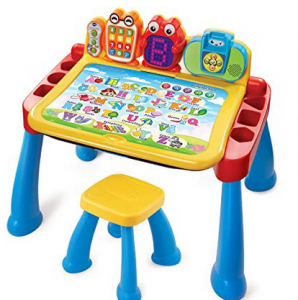 9. VTech Touch and Learn Activity Desk Deluxe