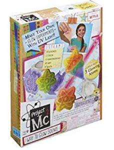 Project Mc2 Way to Glow Science