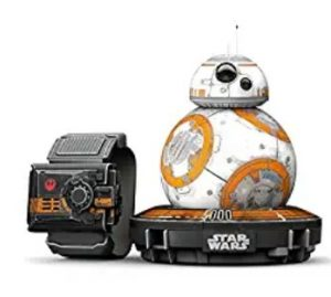 Sphero Special Edition BB-8 App-Enabled Droid (with Force Band)