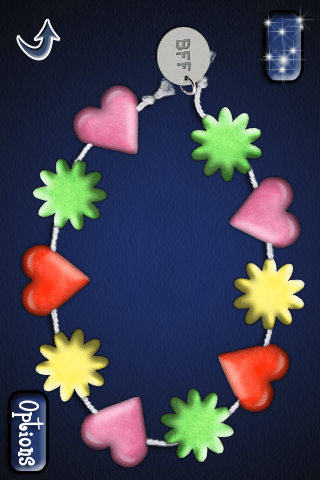 Let's Bead Friends iPhone / iPad app