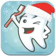 StarTeeth iPhone / iPad app help kids to brush teeth