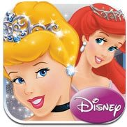 Disney Princess Dress-Up: My Sticker Book