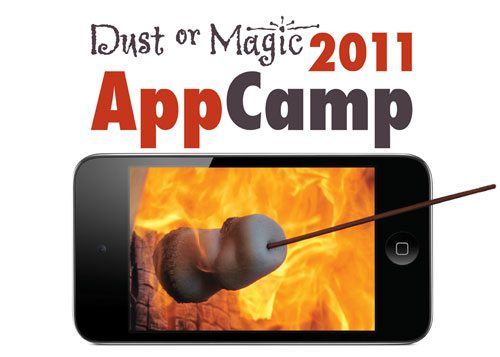 App Camp Dust or Magic 2011