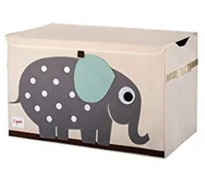 3 Sprouts Toy Chest (Elephant)