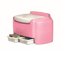 Little Tikes Sort N' Store Toy Chest (Pink)