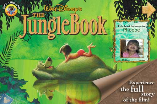 Disney Coloring Pages App : The jungle book disney classics bestappsforkids