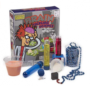 1. Be Amazing Brain Tickling Science Kit