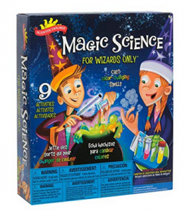 10. Scientific Explorer Magic Science for Wizards Only.PNG