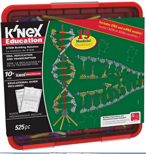 5. K'NEX Education – DNA, Replication, and Transcription Set