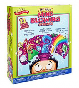7. Scientific Explorer My First Mind Blowing Science Kit