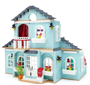10. Mega Bloks American Girl Grace's 2-in-1 Buildable Home