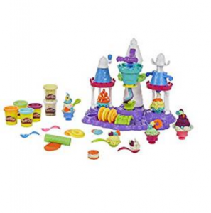 10. Play-Doh Ice Cream Castle