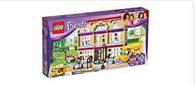2. LEGO Friends Heartlake Performance School (41134)