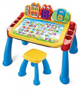 5. VTech Touch and Learn Activity Desk Deluxe