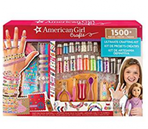 6. American Girl Ultimate Crafting Set